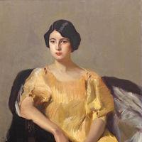Así es la exposición de Sorolla, el pintor que amó y retrató como nadie la moda, en el museo Thyssen de Madrid