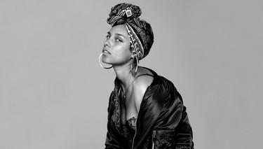 Alicia Keys reivindica la belleza natural mostrando sus estrías de madre en Instagram