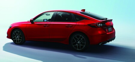Honda Civic Hatchback 2022 14