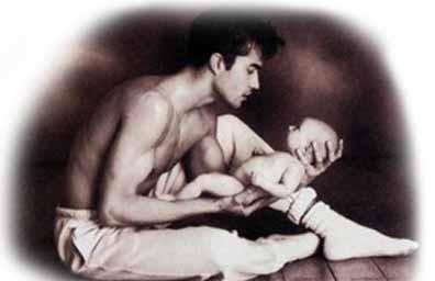El mes del padre en Bebés y más