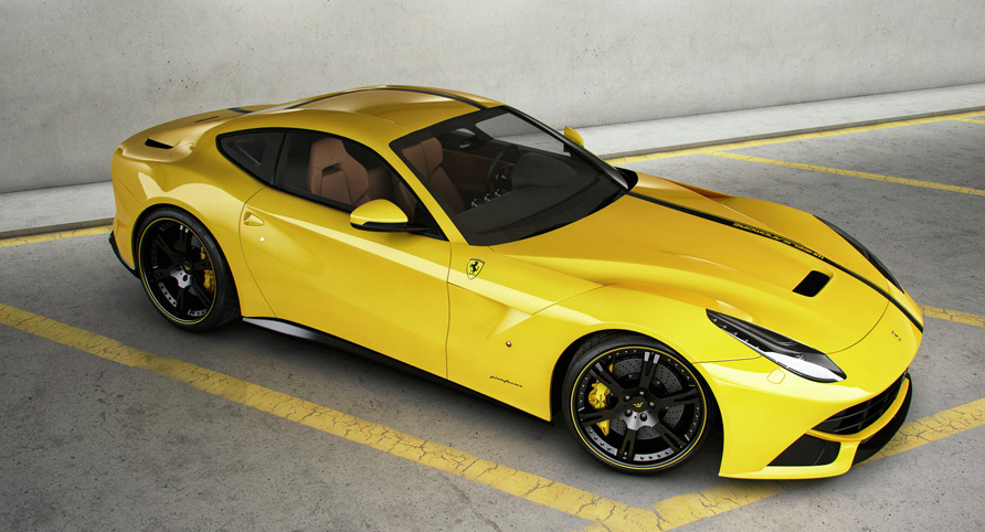 Foto de Wheelsandmore Ferrari F12 Berlinetta (4/7)