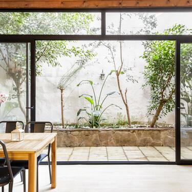 Los patios, terrazas y jardines también son para el invierno: alojamientos disponibles en Airbnb para inspirarse y con los que disfrutar del aire libre