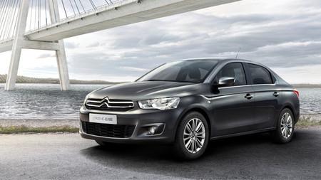 Citroën C-Élysée