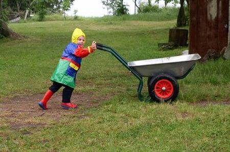La autoestima de los niños: apego y límites