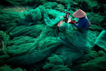 Tran Tuan Viet Sewing
