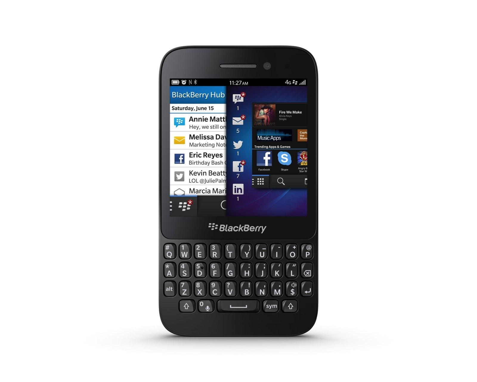 Foto de Blackberry Q5, presentación oficial (9/9)