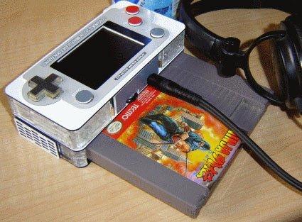 Versión de NES portátil