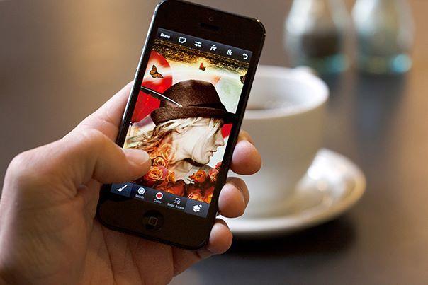 Photoshop Touch para smartphones con iOS y Android