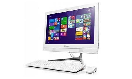 Lenovo IdeaCentre C40-30, PC todo en uno por 539 euros en PCComponentes