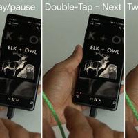 Google experimenta con un cable que permite controlar la música que suena en nuestro dispositivo