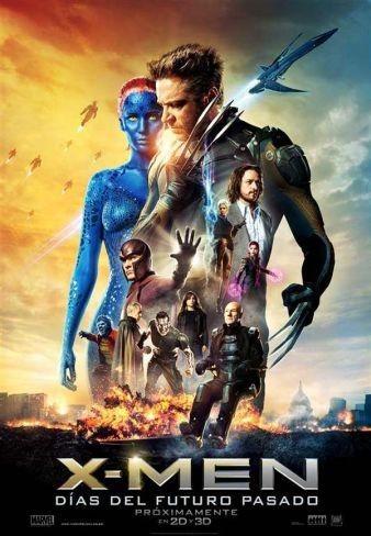 El cartel de la nueva X-Men