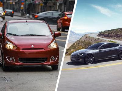 ¿Puede un Tesla Model S contaminar más que un Mitsubishi Mirage? El MIT dice que sí
