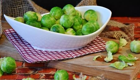 Top cinco de verduras  ricas en proteínas