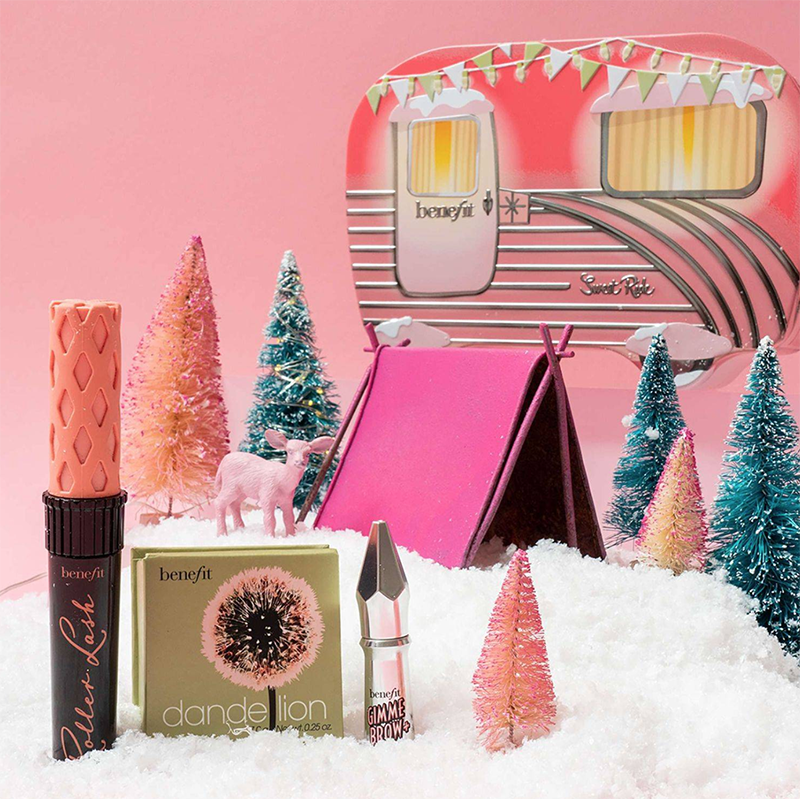 BENEFIT COSMETICS - Sweet ride