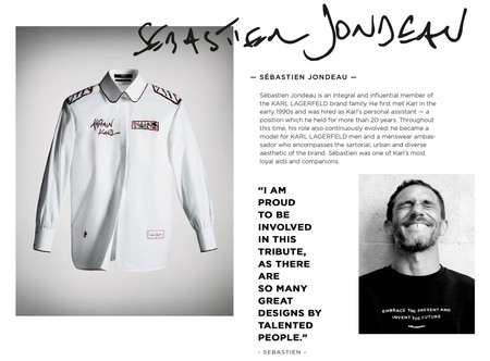 Siete Artistas Reinventaran La Iconica Y Elegante Camisa Blanca En Honor A Karl Lagerfeld 07