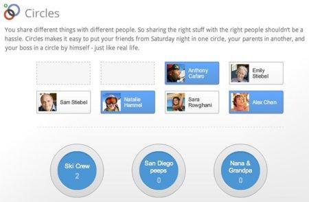 Google+ ha sido diseñado por uno de los creadores de la interfaz original de Mac