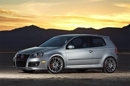 Volkswagen Golf GTI por H&R