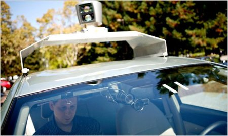 Cómo serán las intersecciones con los coches autónomos