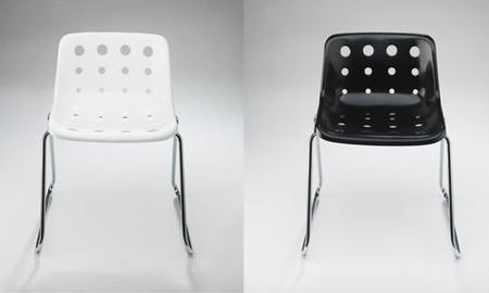polo Chair - diseño retro 2