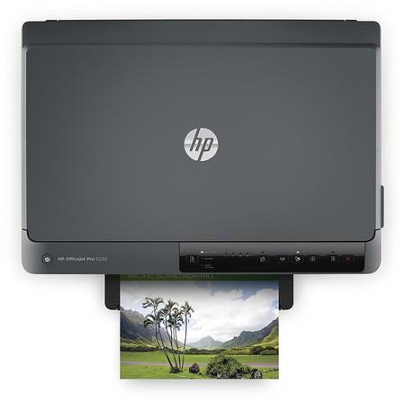 Impresora HP sin escáner