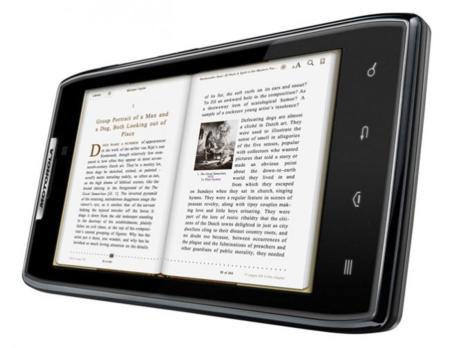 Apps de lectura de libros electrónicos
