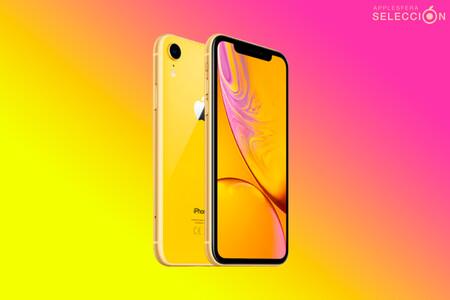 El llamativo iPhone XR amarillo de 64 GB alcanza su precio mínimo histórico en Amazon de 548,90 euros