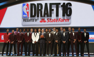 El draft de la NBA nos deja algunos looks de infarto de miocardio