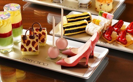 "Los ""Afternoon Tea Sets"" de Jimmy Choo"