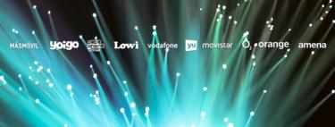 Todas las tarifas de conexión a internet por fibra en 2020