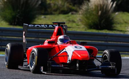 La GP3 se despide del primer monoplaza de su historia en Estoril