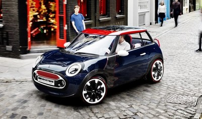 Mini Rocketman MkII, un posible regreso del miniMINI