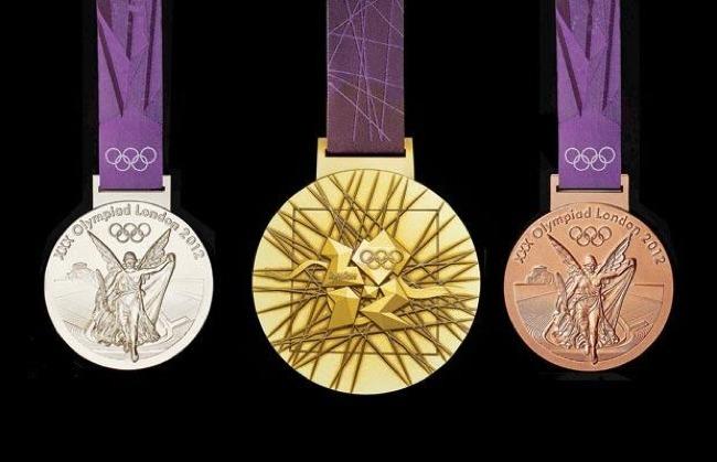 Medallas gastronomía británica