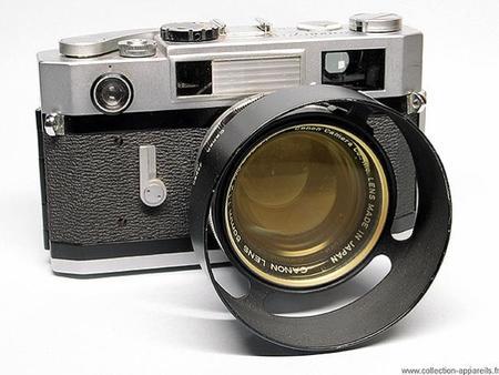 Si te gusta la fotografía química, aquí tienes una colección con más de 10.000 cámaras históricas