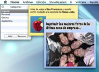 Stick 'Em Up: Un buen software de notas adhesivas para Mac