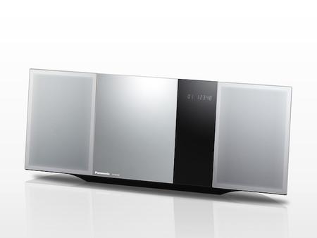Panasonic SC-HC39, un microcomponente minimalista  que no se olvida de la conectividad