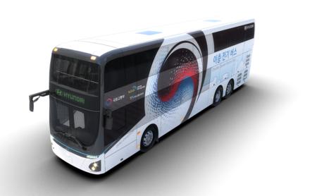 Electric Double Decker Bus 4