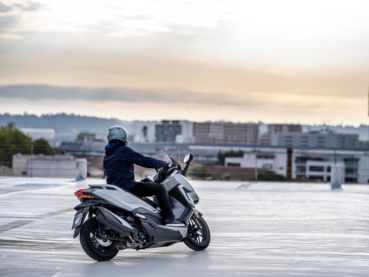 Foto de Honda Forza 350 2021 (1/11)