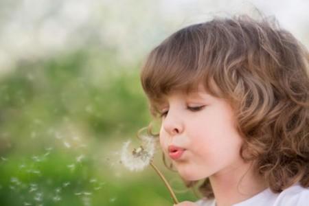 alergia-polen-ninos