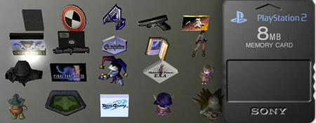 El arte perdido de las Memory Card: los míticos iconos de partida guardada en PlayStation y PS2