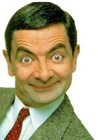 Rodaje de 'Bean II', con Rowan Atkinson