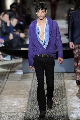 Roberto Cavalli, Primavera-Verano 2011 en la Semana de la Moda de Milán