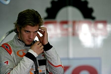 Dani Clos disputará la GP2 con Racing Engineering