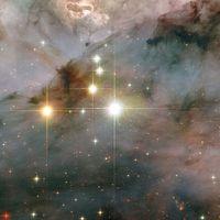 La estrella más brillante de nuestra galaxia hace que nuestro Sol sea como una simple bombilla