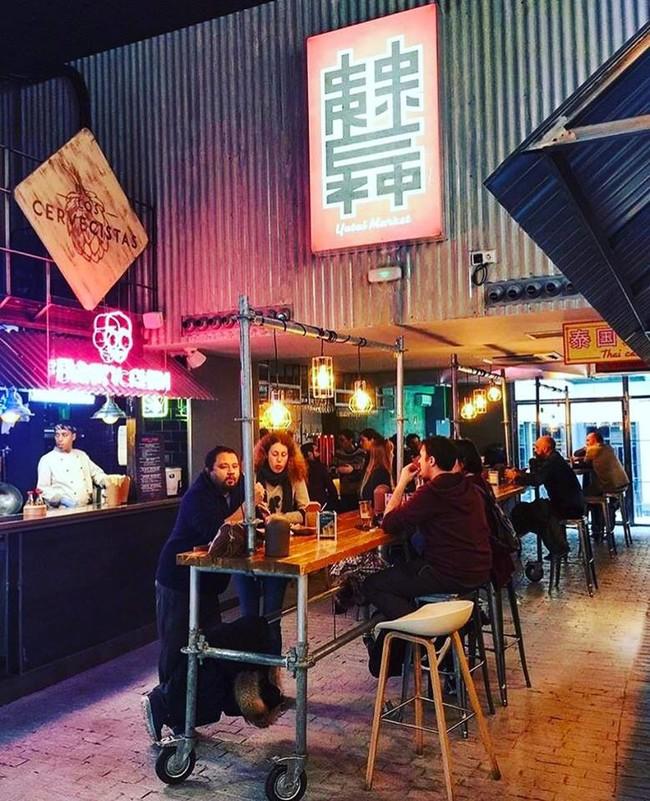 Yatai Market, comida callejera asiática en pleno centro de Madrid