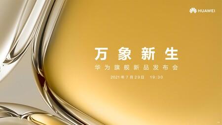 El Huawei P50 tiene al fin fecha de salida: llegará en diez días