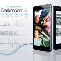 Siswoo R9 Darkmoon se anticipa al IFA, con doble pantalla LCD/e-ink