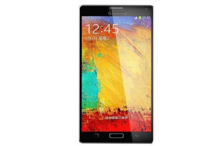 Aparece el Goophone N4, un clon descafeinado del futuro Galaxy Note 4