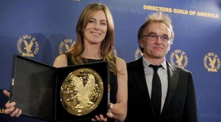Kathryn Bigelow gana el premio de la DGA