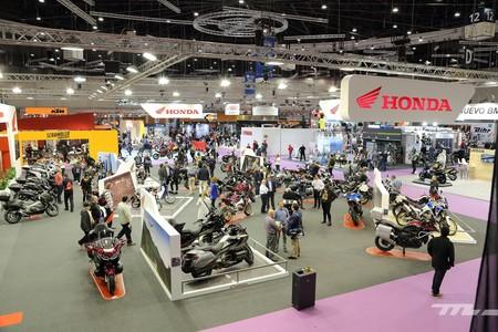Vive la Moto se ha confirmado como el salón que Madrid necesitaba con más de 40.000 visitantes