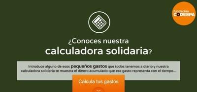 My Value y Fundación CODESPA presentan una calculadora solidaria